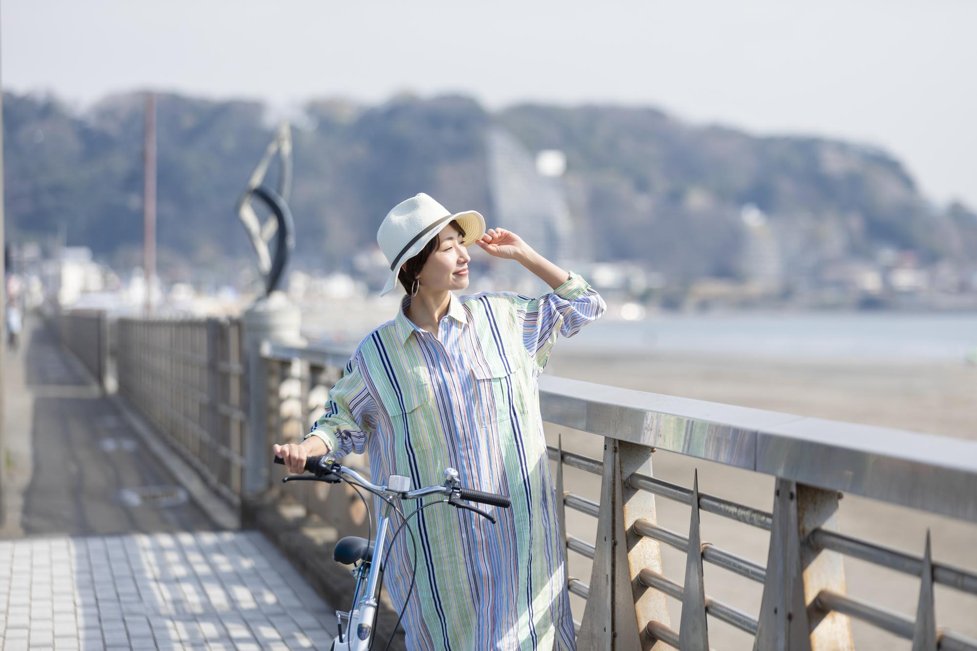 小浜島での観光はレンタサイクルで!移動手段は電動自転車が断然おすすめ!